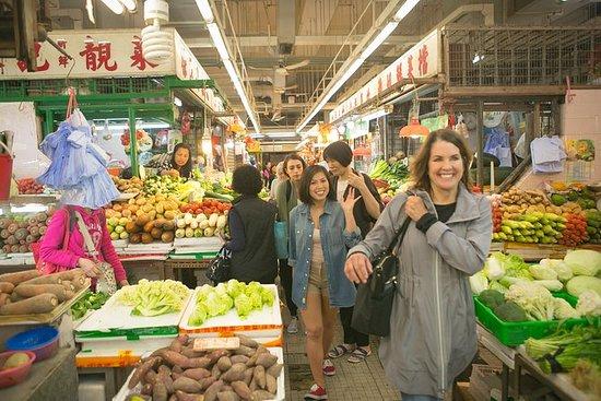 Hong Kong Street Food Tour dans...