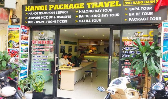‪Hanoi Package Travel‬