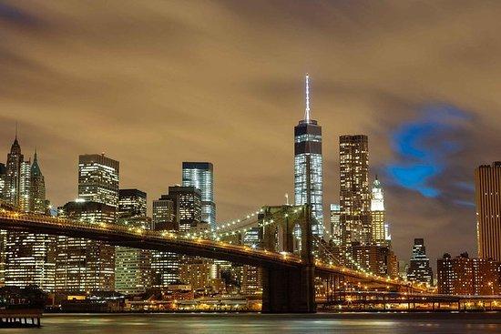 Visite à pied du pont de Brooklyn...