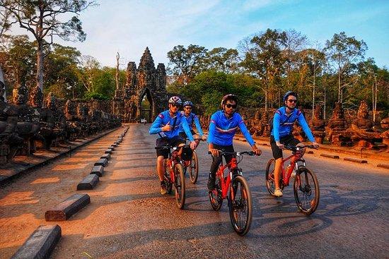 OMG C'est tôt! - Découvrez Angkor Wat...