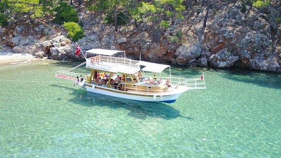 Kaptan Halil-Adrasan Tekne Turu