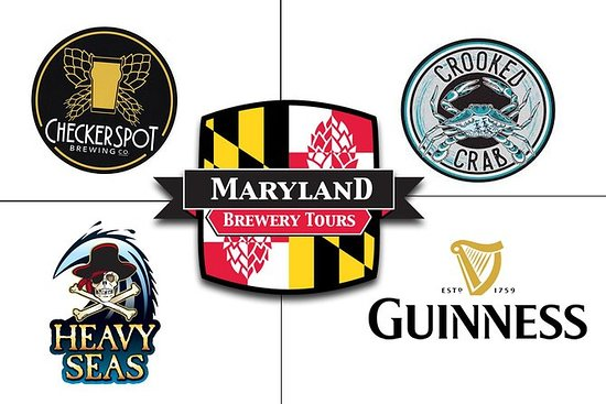 Maryland Brewery Tours - 5.25.2019...