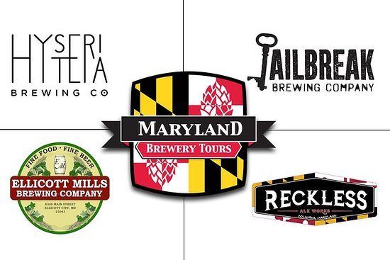 Maryland Brewery Tours - 5.11.2019...