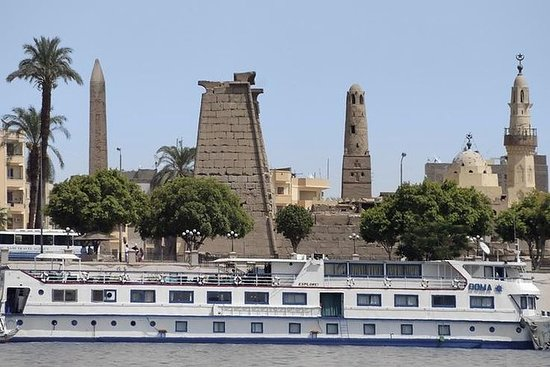 Amazing Nile Cruise from Luxor To...