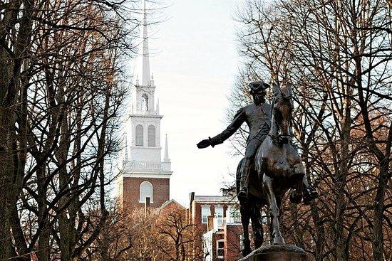 Boston - Beacon Hill: At you leisure...
