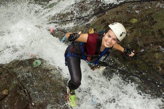 Foss klatring fra Jaco