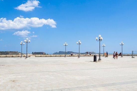 Visite à pied de Cagliari: promenade...
