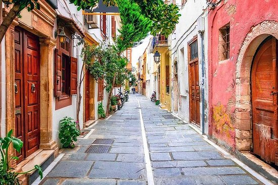 Rethymno Walking Tour
