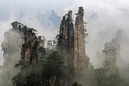 2 Dager Privat Zhangjiajie Tour...