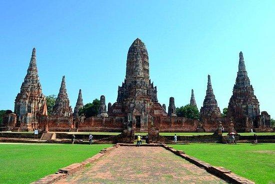 Join Tour Ayutthaya-Ancient Capital...