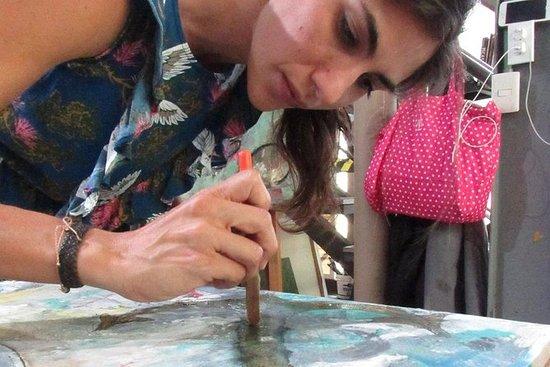 Playa del Carmen Art Tour and Gallery...