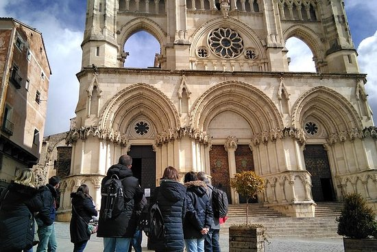 Guided tour to Cuenca city