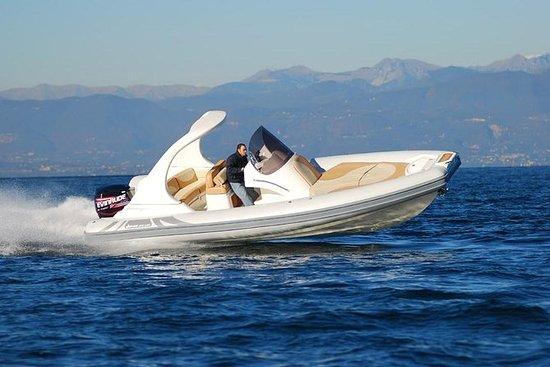 Bootverhuur Jokerboot Breed 7,50 m