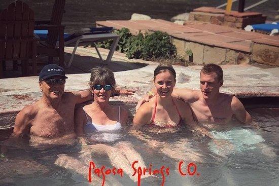 Colorado Hot Springs Tour