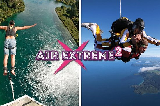 Air Extreme 2 Combo - Bungy Jump und ...