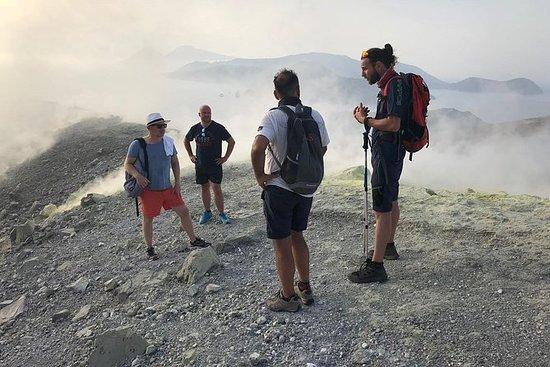 Nouveau! Trekking aux îles Éoliennes 8...