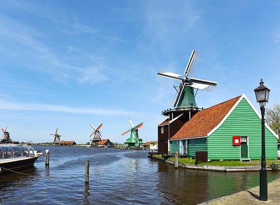 Amsterdam viaje de medio día a Zaanse...
