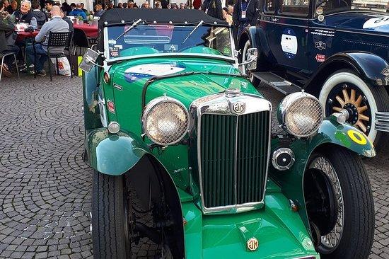 Course automobile 1000MIGLIA - LE TOUR