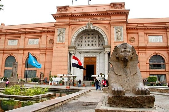 Private-Day tour Egyptian Museum...