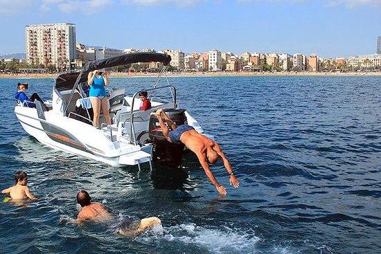Excursão de lancha pela Costa Brava...
