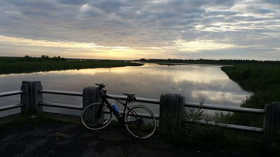 Lanyang Estuary Cycling Road
