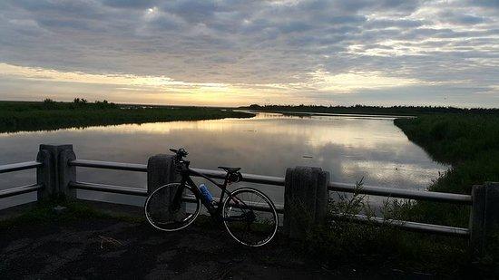 兰阳溪自行车道