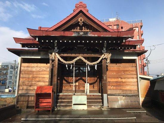 Tonomachi Inari Shrine