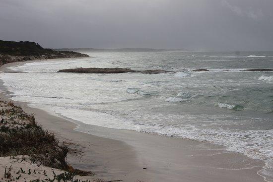 Hopetoun, Australia: view from the trail