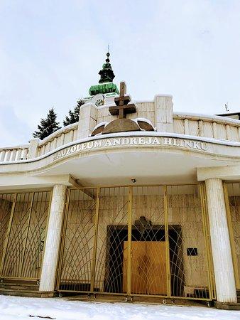 Mauzoleum Andreja Hlinku