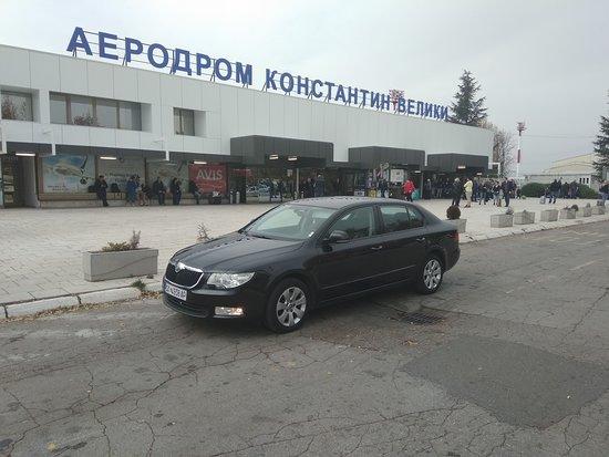 NIS, Serbien: Konstantin Veliki AIrport
