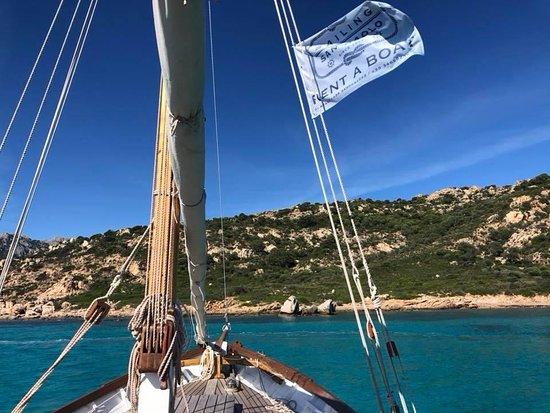 Sailing San Paolo