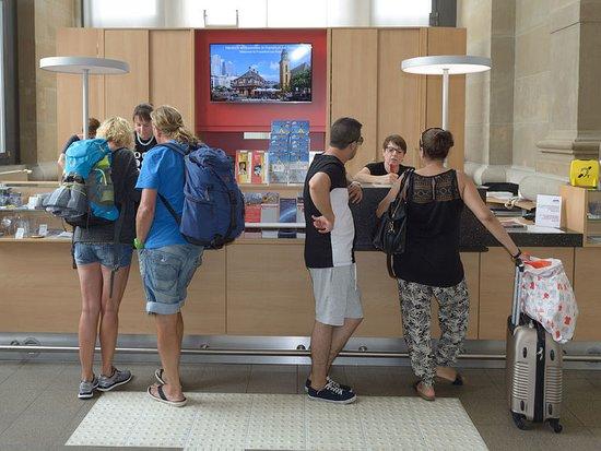 Frankfurt Tourist Information Römer