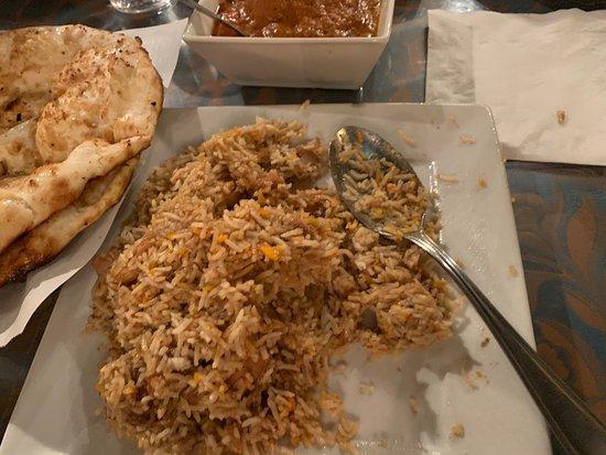 Cafe Taj Mahal Indian Restaurant Honolulu Menu Prices