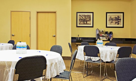 Borger, TX: Meeting room