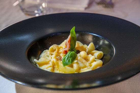 Volturara Irpina, Italie : Pasta e patate