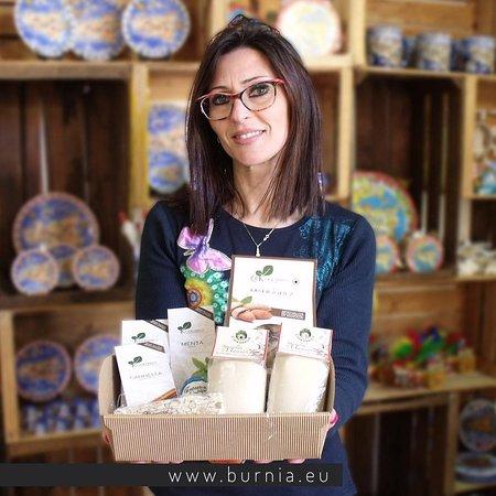 Burnìa - Sicilian delicacies & souvenirs