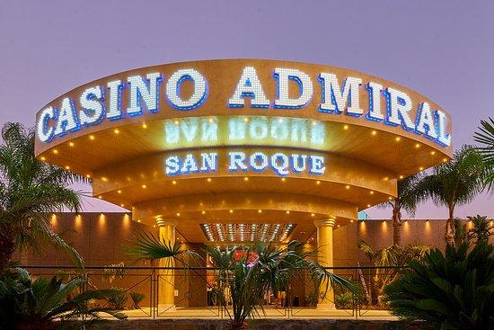 San Roque, España: Entrada Casino