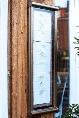 Da Vinci's Italian Restaurant : inside restaurant