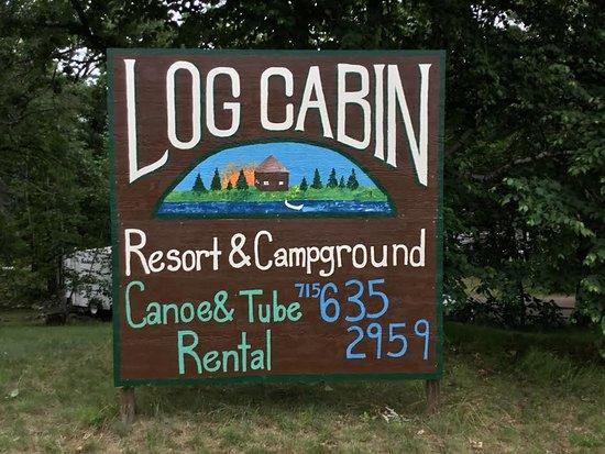 Log Cabin Resort Amp Campground Reviews Trego Wi