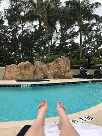 The Spa at Fort Lauderdale Marriott Harbor Beach Resort & Spa