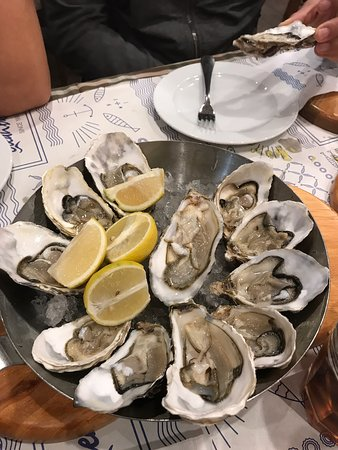 "Really""Ocean Basket""!!! More fish 🐠, more see food!!!"