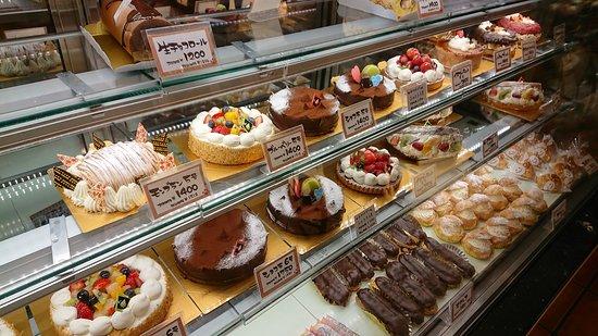サンタ の いる ケーキ 屋 さん