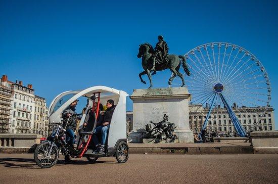 Lyon Pedicab Tours