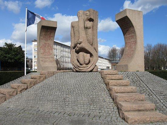 Monument aux déportés