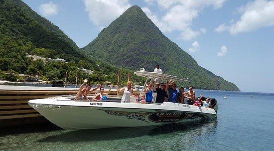Edmund Tours St. Lucia