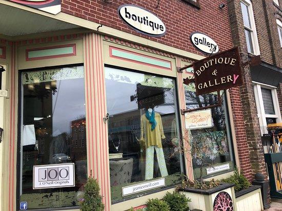 Floyd, VA: Front Of the Shop