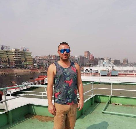 Eddy Oneil in Old Dhaka