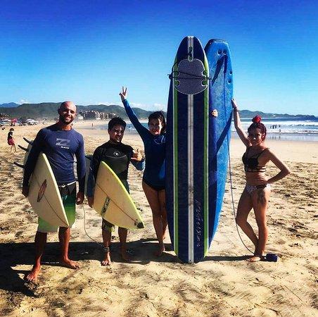 Cabo Surf School