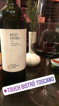 Touch Bistro Toscano : Dall  antipasto al dolce