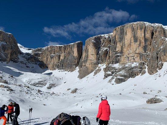 Sella Ronda: Das tolle Bergpanorama der Sellaronda ist einfach beeindruckend....